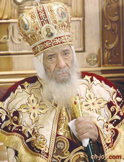 معجزة شفاء - أجراها قداسة البابا شنوده