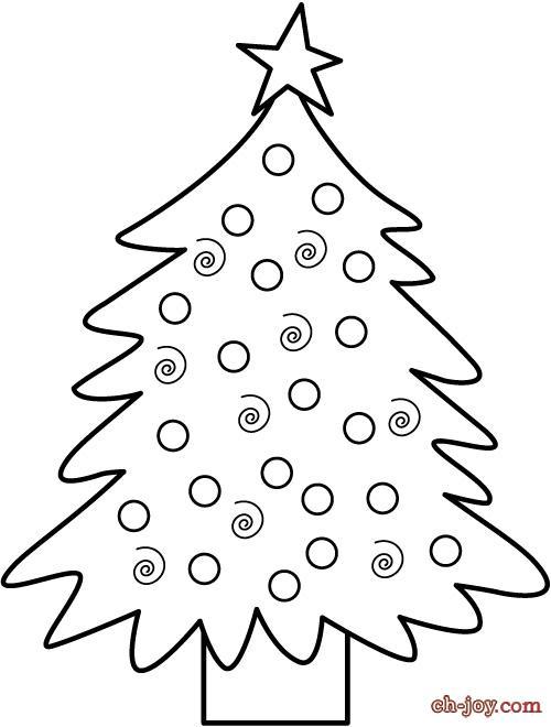 صور تلوين بابا نويل وشجرة الكريسماس وهدايا عيد الميلاد